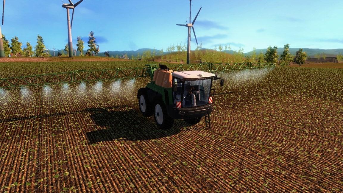 Скачать Farming Simulator 2 17 торрент бесплатно
