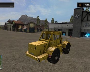 kirovets-k-700a