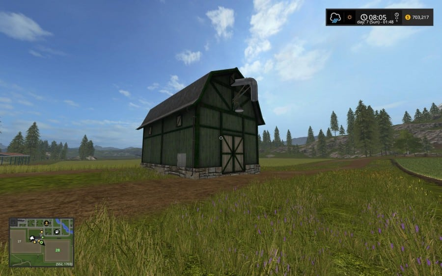 Forage Storage Placeable v2.0