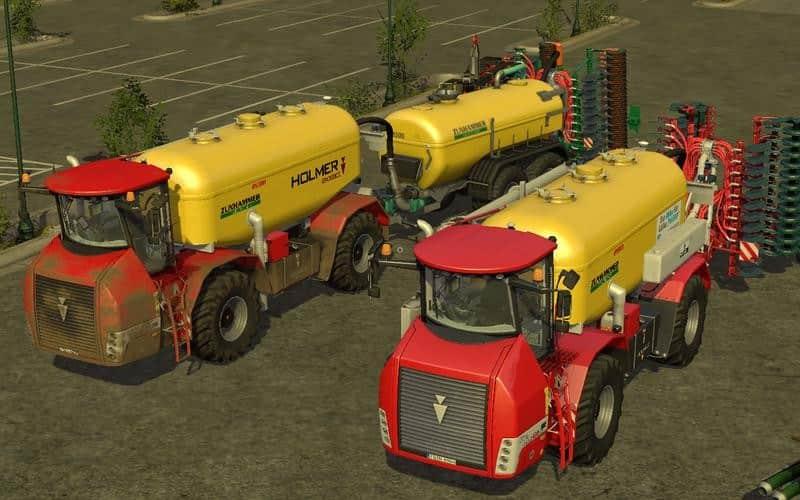 Holmer Terra Variant 600 ECO Pack v2.6.1