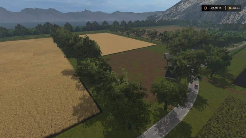 Serenity Valley v1.0