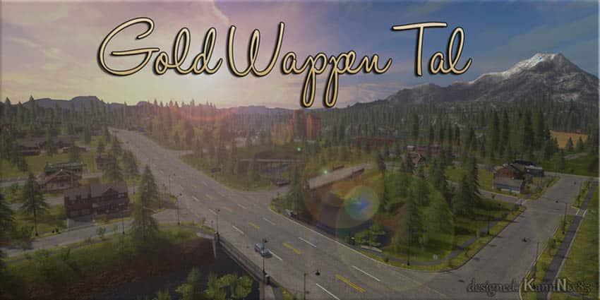 Gold Wappen Tal V 2.0 [MP]