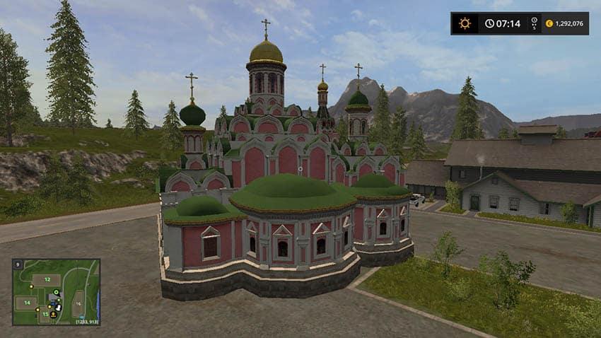 Kazan Cathedral V 1.0 [MP]