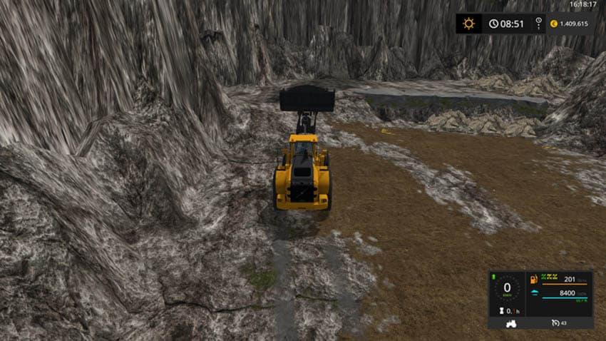 Mining And Construction Economy V 0.3 [MP]