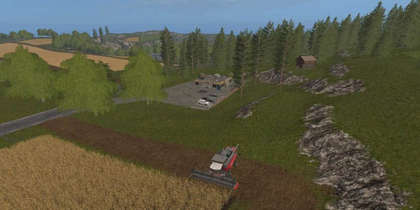 Modified Bjornholm V 1.0 [MP]