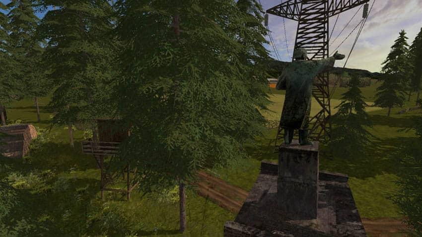 Monument to Vladimir Lenin V 1.0 [MP]
