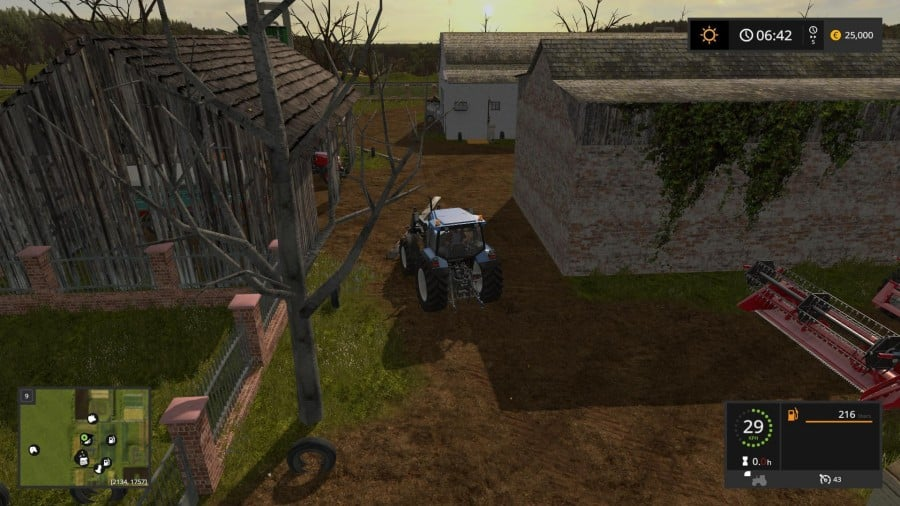 BIG RADOWISKA Farming simulator 17 v5