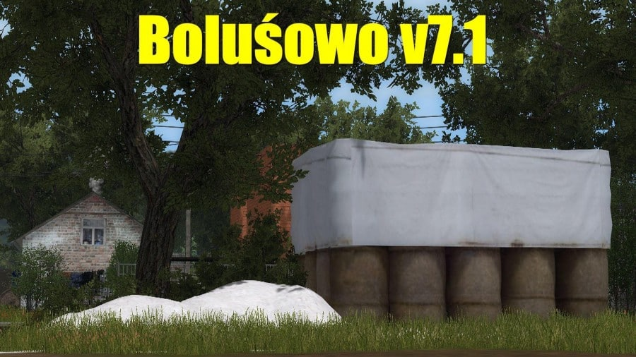 Bolusowo Farming simulator 17 v7.1.0
