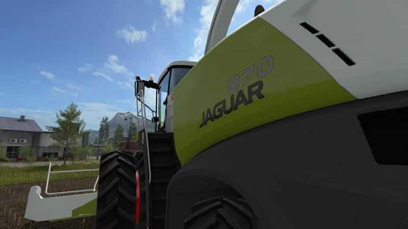 Claas Jaguar 800 v1.0