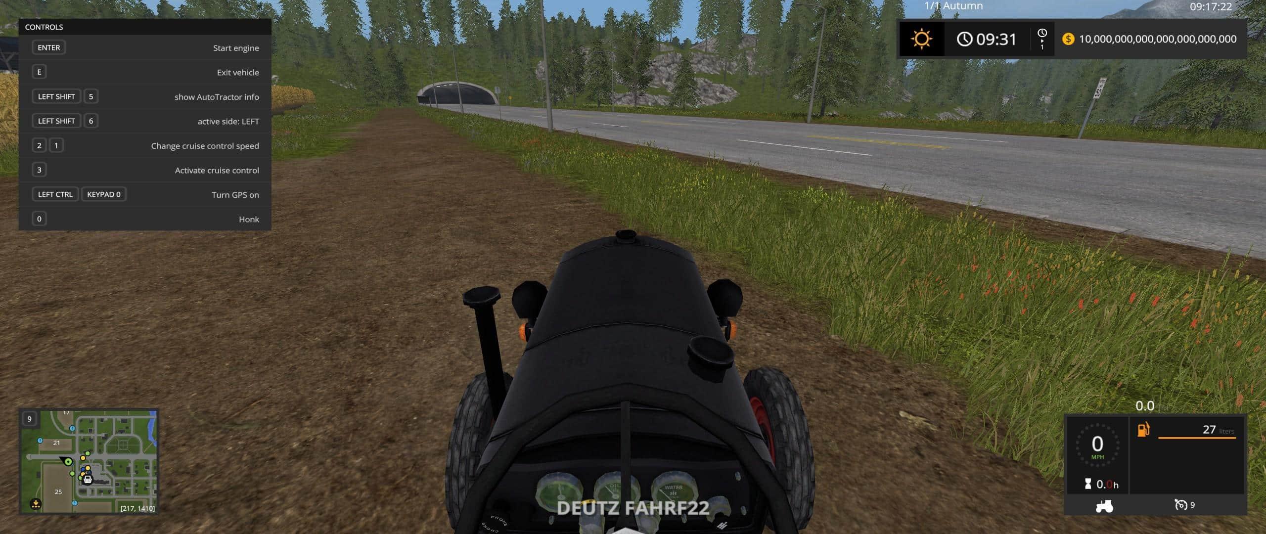 Fahr Tractor v1.0
