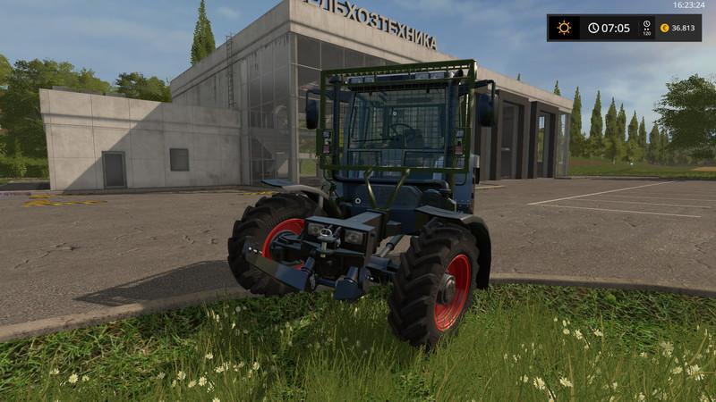 Fendt 380 GTA v4.5