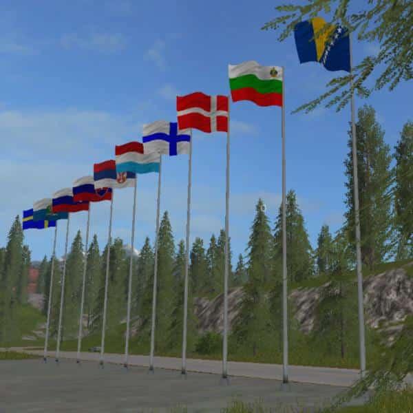 Flagpack 1-50 v2.1