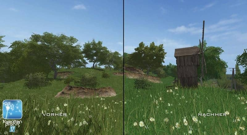 Forgotten Plants - Landscape v1.0