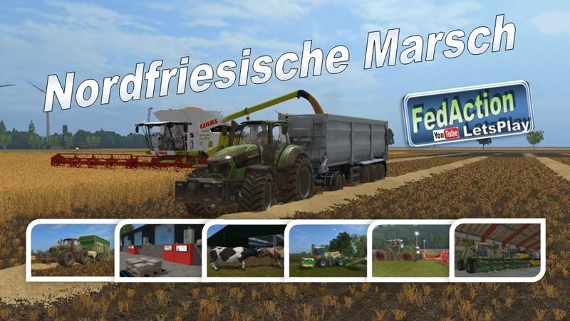 Frisian march v2.1 Without ditches