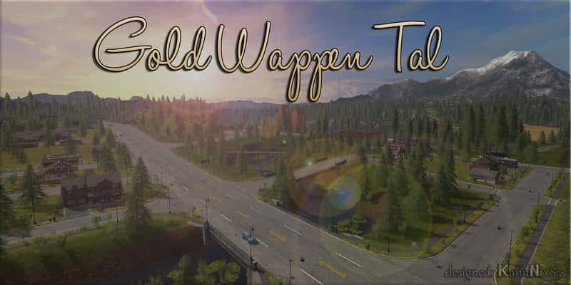 Gold Wappen Tal v2.0