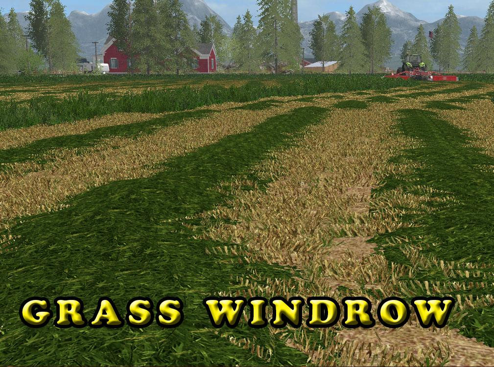 Grass texture, fillplanes, foliage and Terrain Ground v1