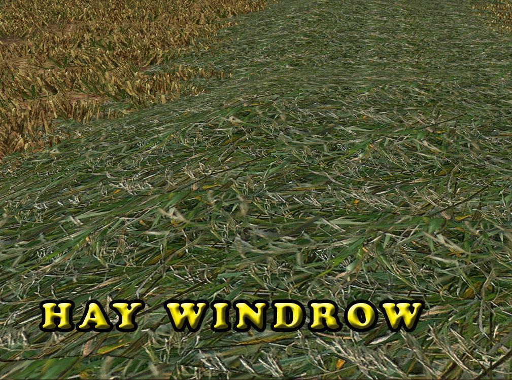 Grass texture, fillplanes, foliage and Terrain Ground v1