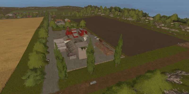Hills Map 17 v1.0