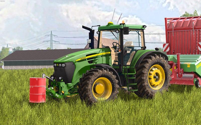 John Deere 7020 Series v1.0