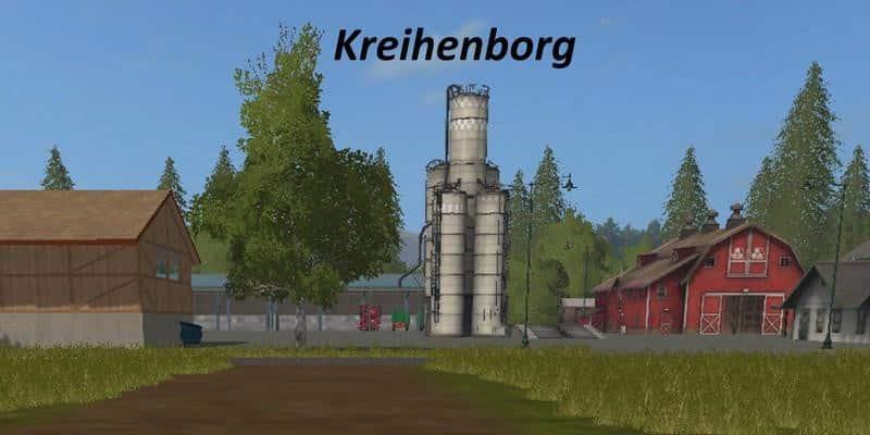 Kreihenborg v1.0