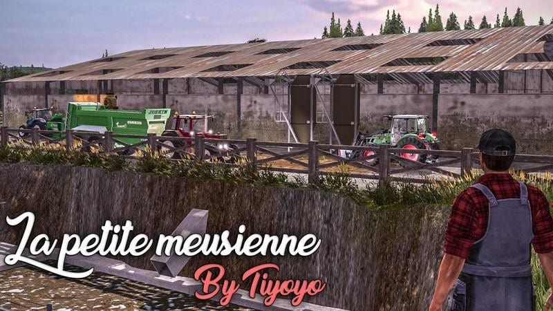 La Petite Meusienne fs17 v1.0