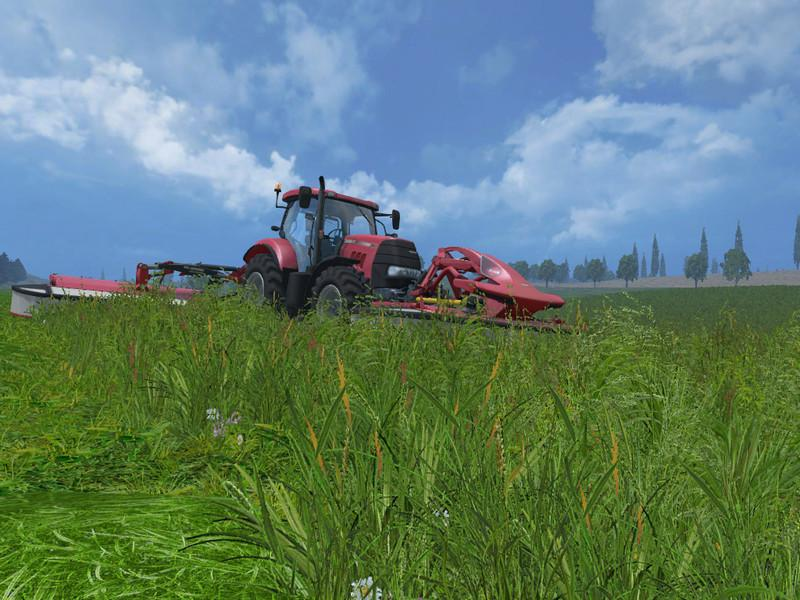 New grass texture v6.1