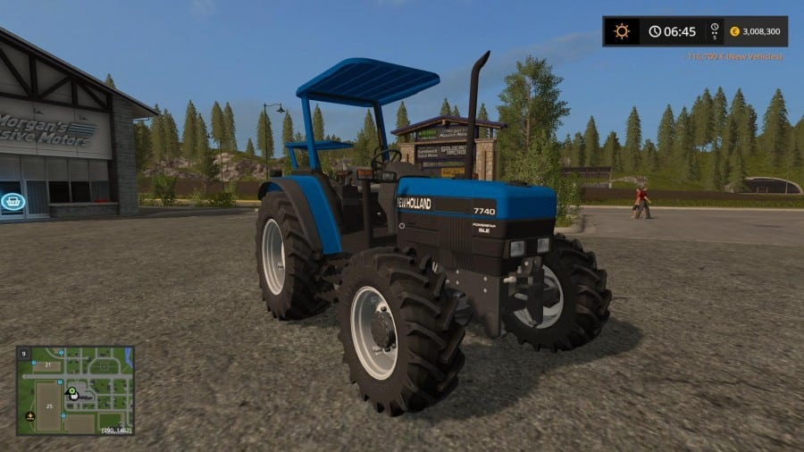 New holland 40 series canopy v1.0