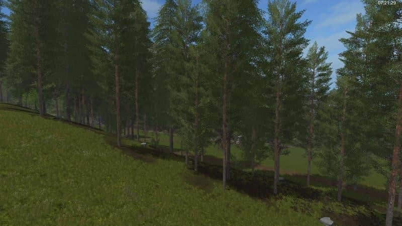South Tyrolean mountain scenery v3.0
