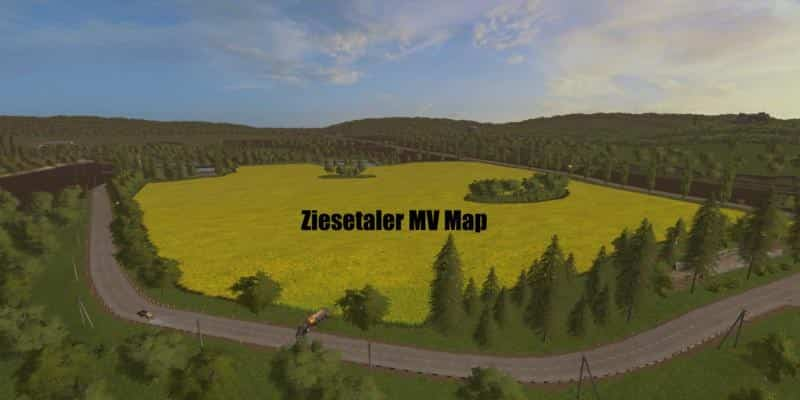 Ziesetaler MV Map v1.2