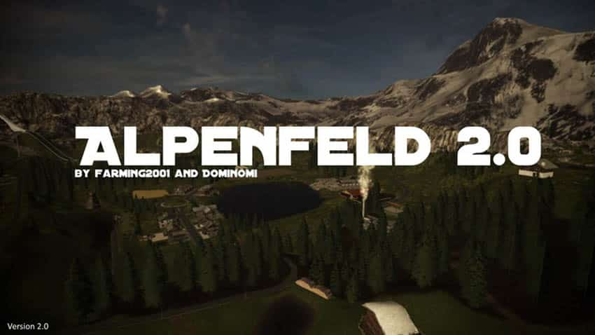 Alpenfeld V 2.0 [MP]