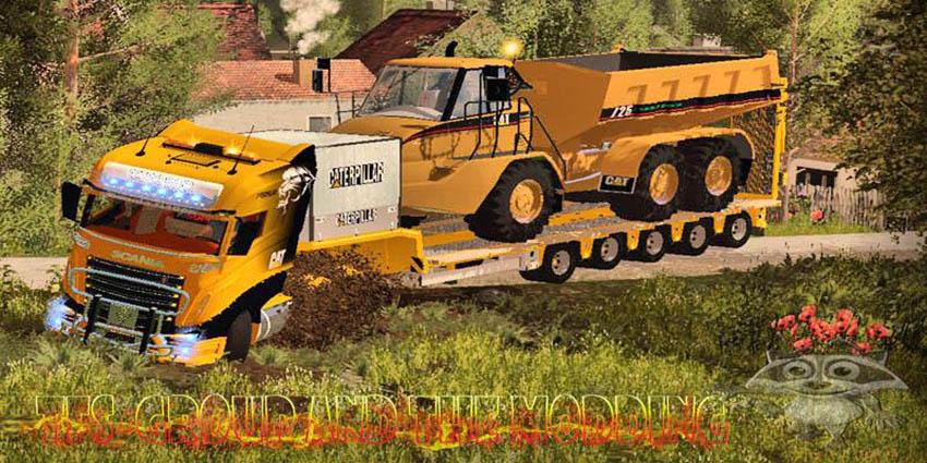 Caterpillar Transports V 1.0 [MP]