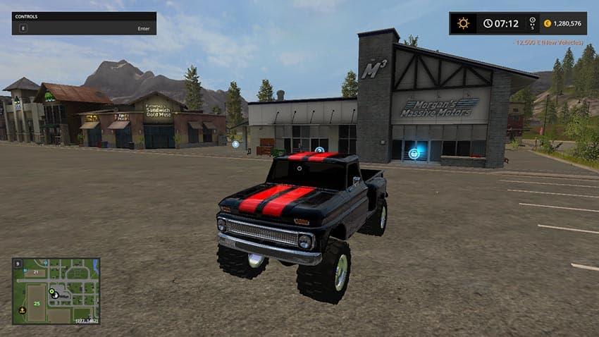 Chevrolet c10 V 1.0 [MP]