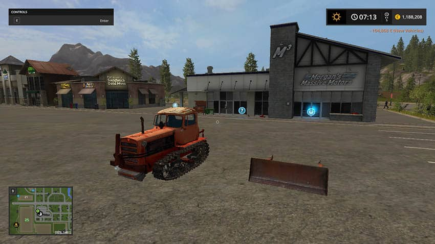 DT-75 and leveler V 1.1 [MP]