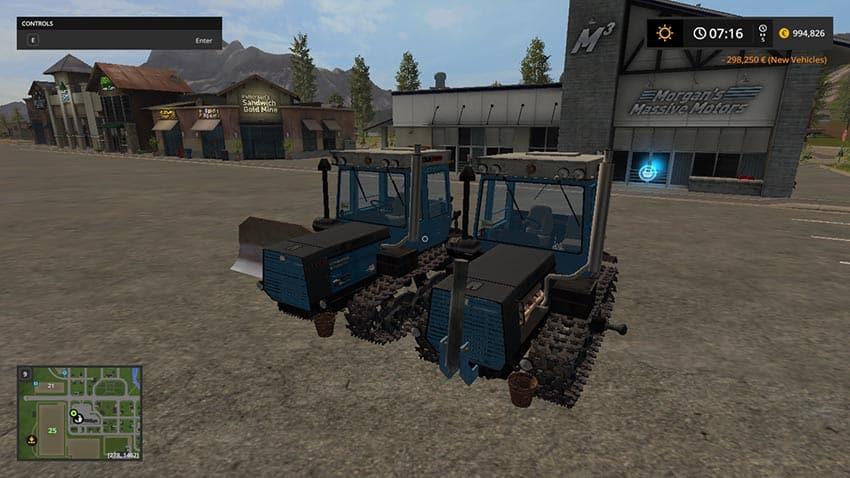 HTZ 181 and leveler V 1.0 [MP]