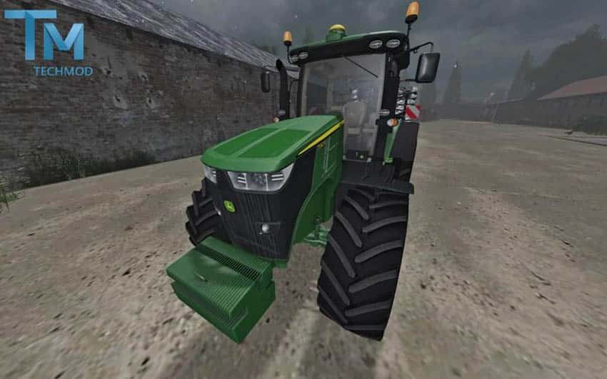 John Deere 7R TechMod v 2.0 [MP]