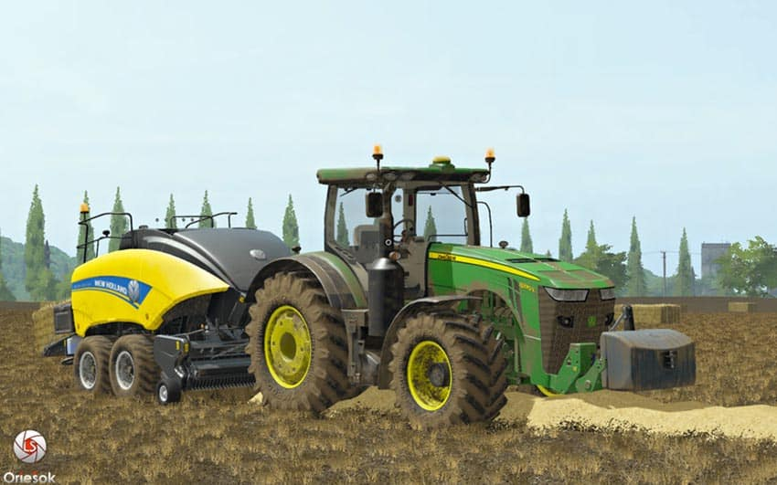 John Deere 8R Series BETA v 2.0 [SP]