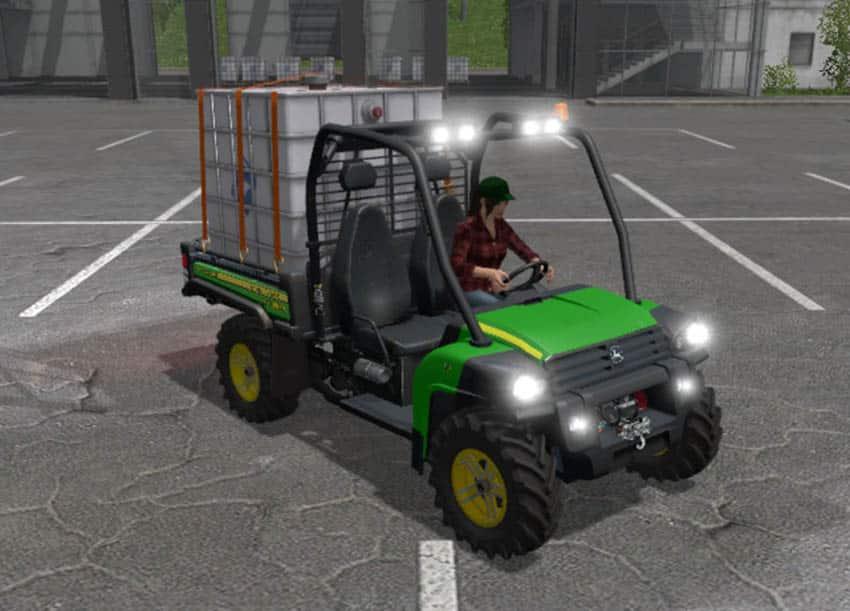 John Deere HPX Gator V 1.0 [MP]