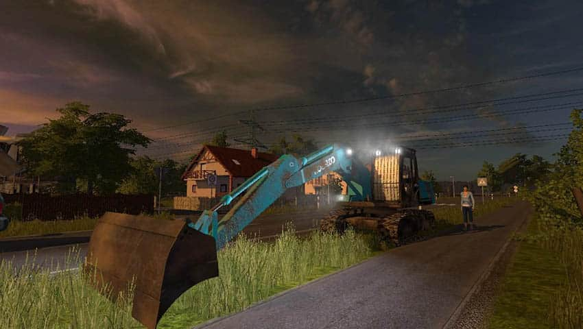 Kobelco Excavator Pack V 1.0 [MP]