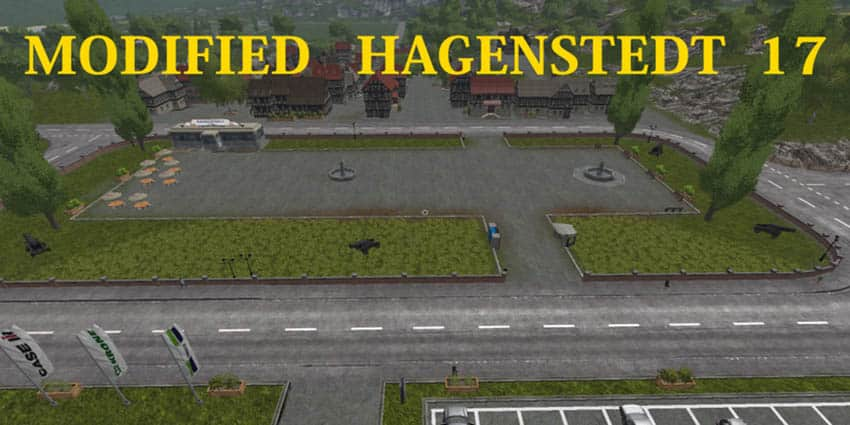Modified Hagenstedt V 1.3 [MP]