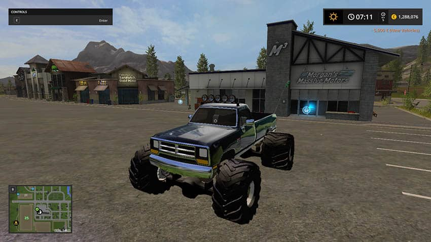 Offroad Dodge Cummins V 1.0 [MP]