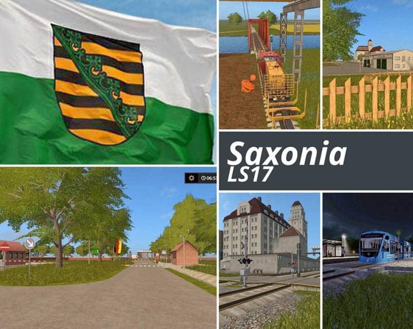 Saxony V 2.3 [MP]