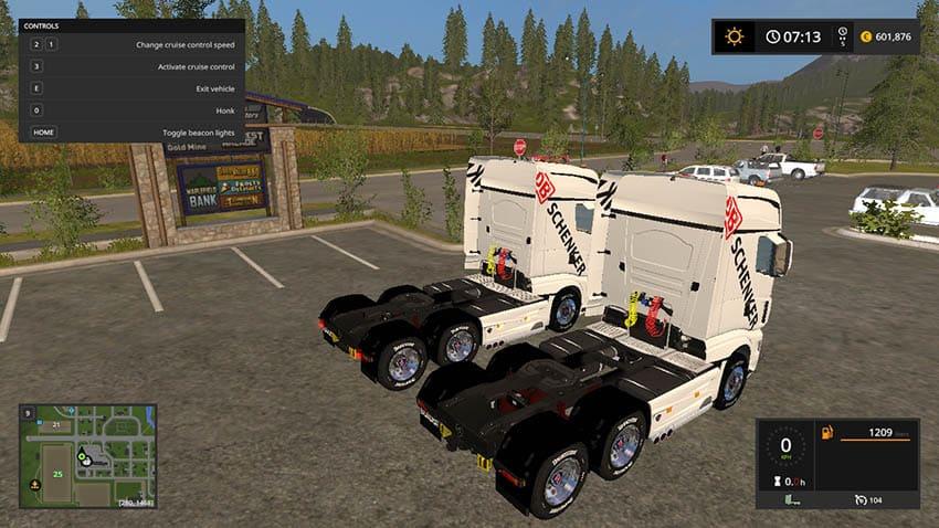 Scania R 700 V 1.0 [MP]