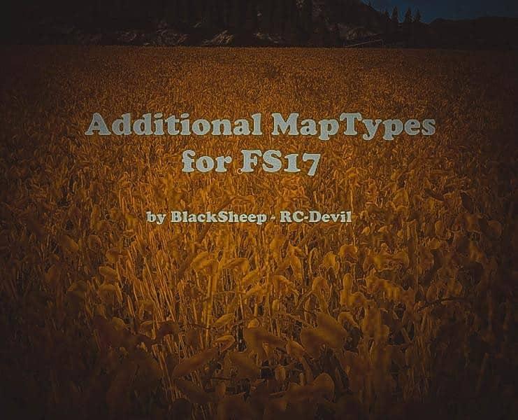 AdditionalMapTypes v1.0.0.4