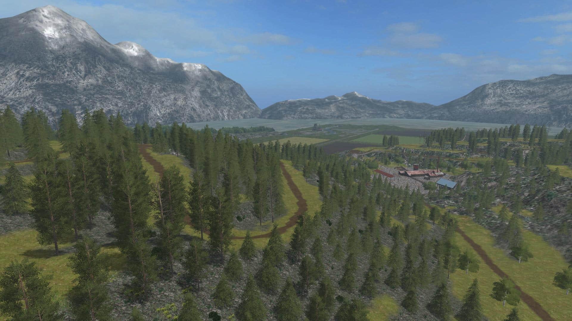 Black Mountain Montana v1.0