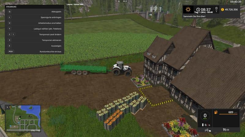 Farming Valley v2.1