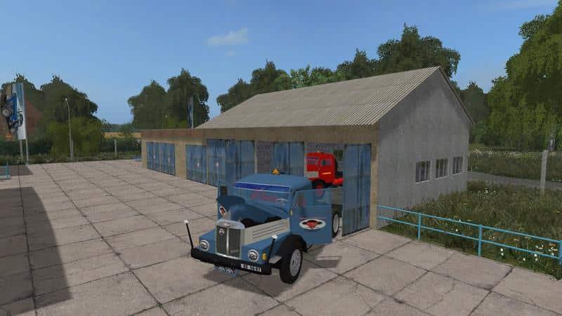 IFA S 4000 truck milk v1.0