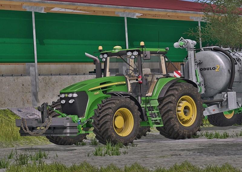 John Deere 7030 Series v2.2