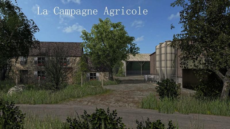La Campagne Agricole v1.0 Beta
