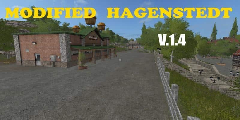 Modified Hagenstedt v1.4