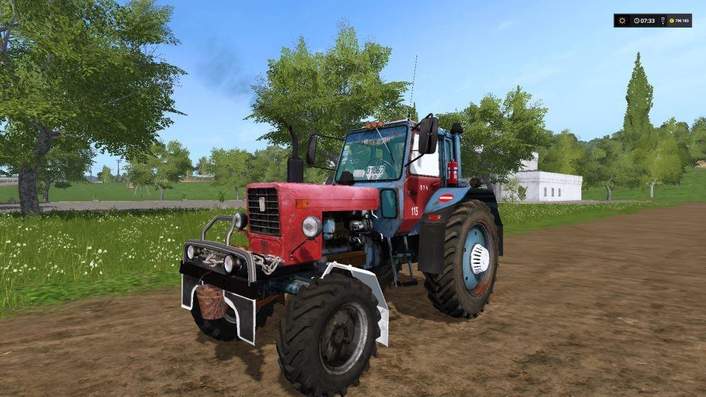 MTZ 82 (COLLECTIVE TUNING) v1.0